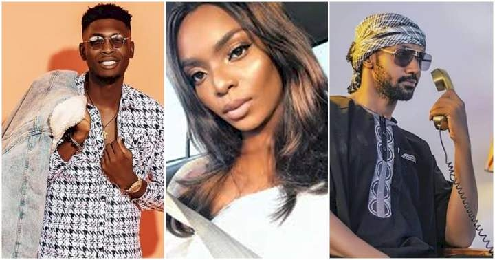 """BBNaija: """"I have noticed that Sammie is romantically interested in me"""" - Peace tells Yusef"""