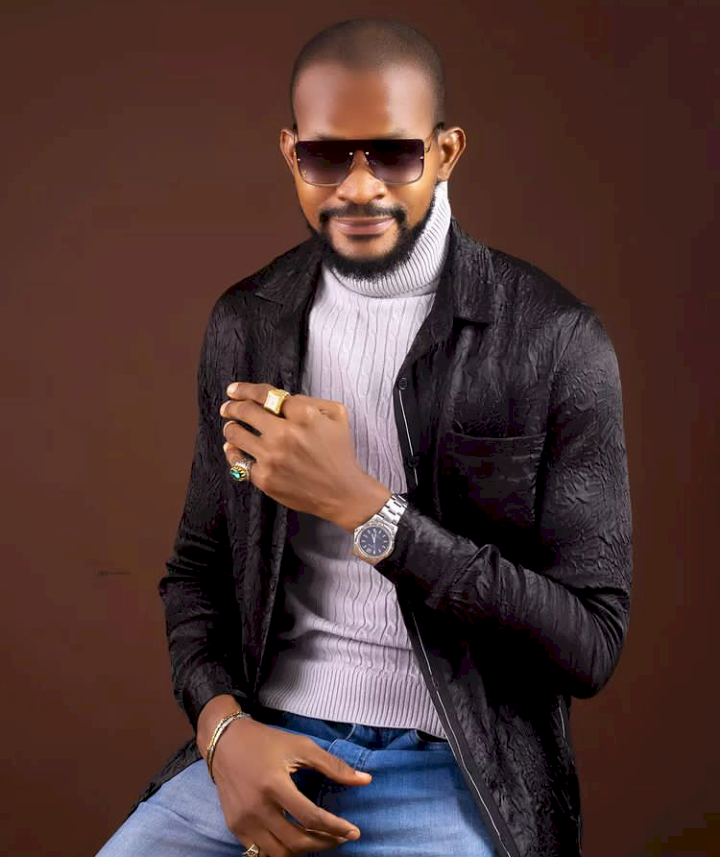 """""""Any man that doesn't drink beer or agbo is a cheat"""" - Uche Maduagwu warns ladies (Video)"""