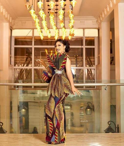 Actress, Tonto Dikeh reacts following disagreement with Prince Kpokpogri