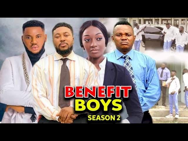Benefit Boys (2021) Part 2