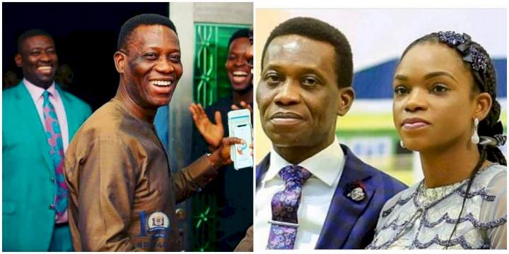 What my husband told me before his death - Dare Adeboye's wife, Temiloluwa opens up