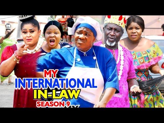My International In-Law (2021) Part 9