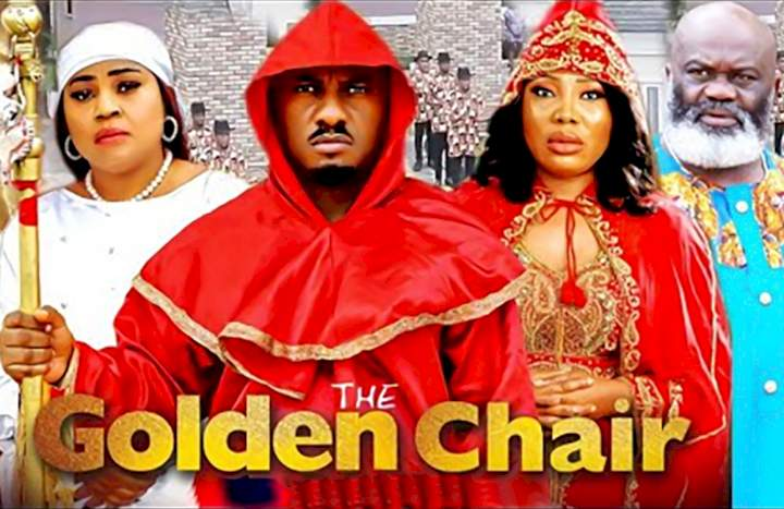The Golden Chair (2021)