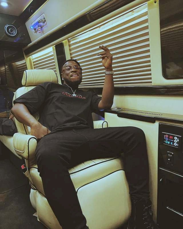 Davido lauds Peruzzi as his album '‎Rum & Boogie' trends no. 1 in Nigeria