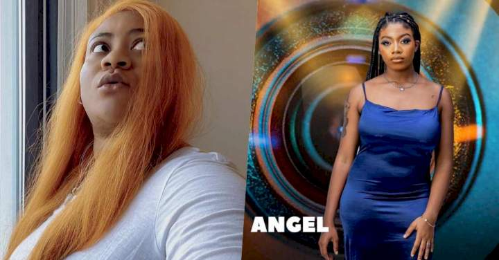 Nkechi Blessing Goes Braless in Solidarity with BBNaija's Angel After Being Body-shamed