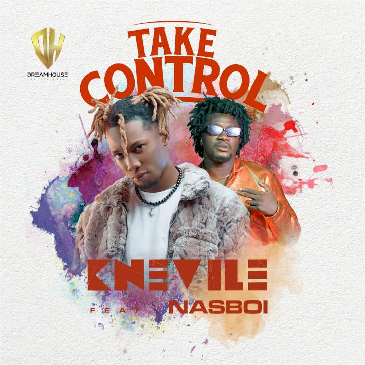 Knevile - Take Control (feat. Nasboi)