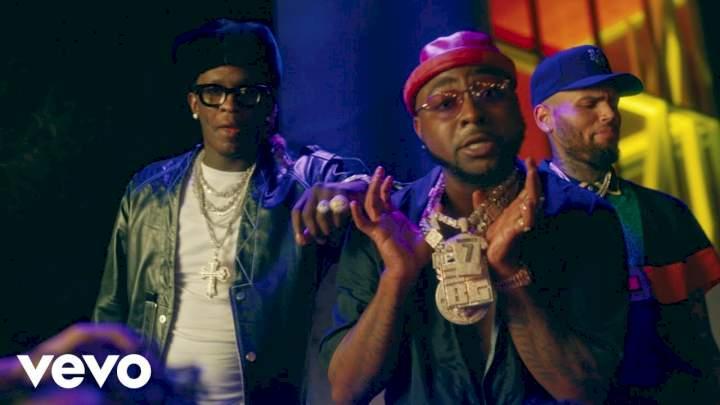 Davido - Shopping Spree (feat. Chris Brown & Young Thug)