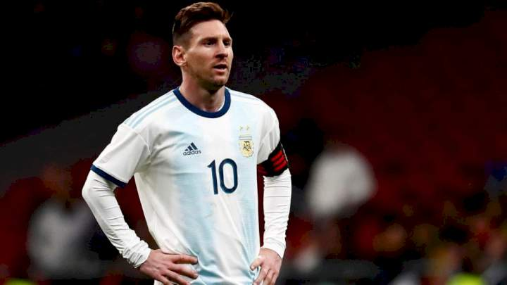 Copa America 2021: Messi expresses fear of contracting COVID-19
