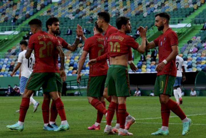 Euro 2020: Portugal suffer major setback as key player pulls out of squad