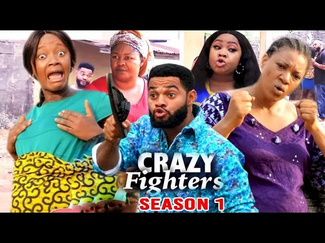 Crazy Fighters (2021) (Part 1)
