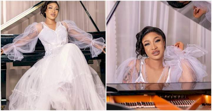 """""""We level up not to go back to our own vomit""""- Tonto Dikeh allegedly shades her ex hubby, Churchill"""