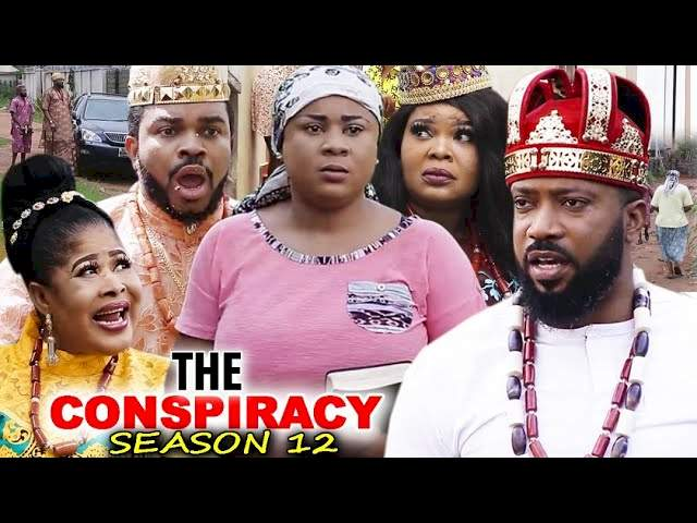 The Conspiracy (2021) Part 12