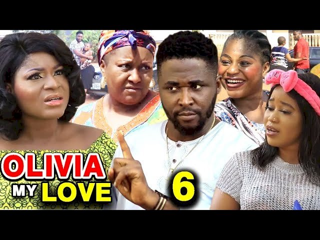 Olivia My Love (2021) Part 6