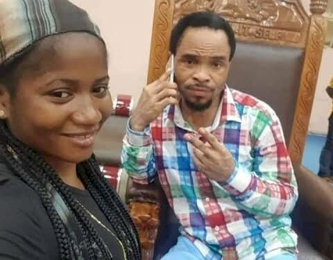 Prophet Odumeje forgives Ada Jesus, offers her 1 million naira for her treatment (Video)