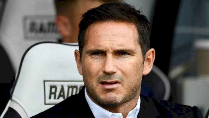 Lampard finally reacts to Chelsea winning Champions League under Tuchel