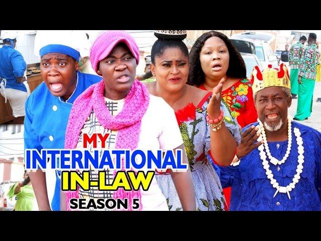 My International In-Law (2021) Part 5
