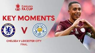 Chelsea 0 - 1 Leicester City (May-15-2021) FA Cup Highlights