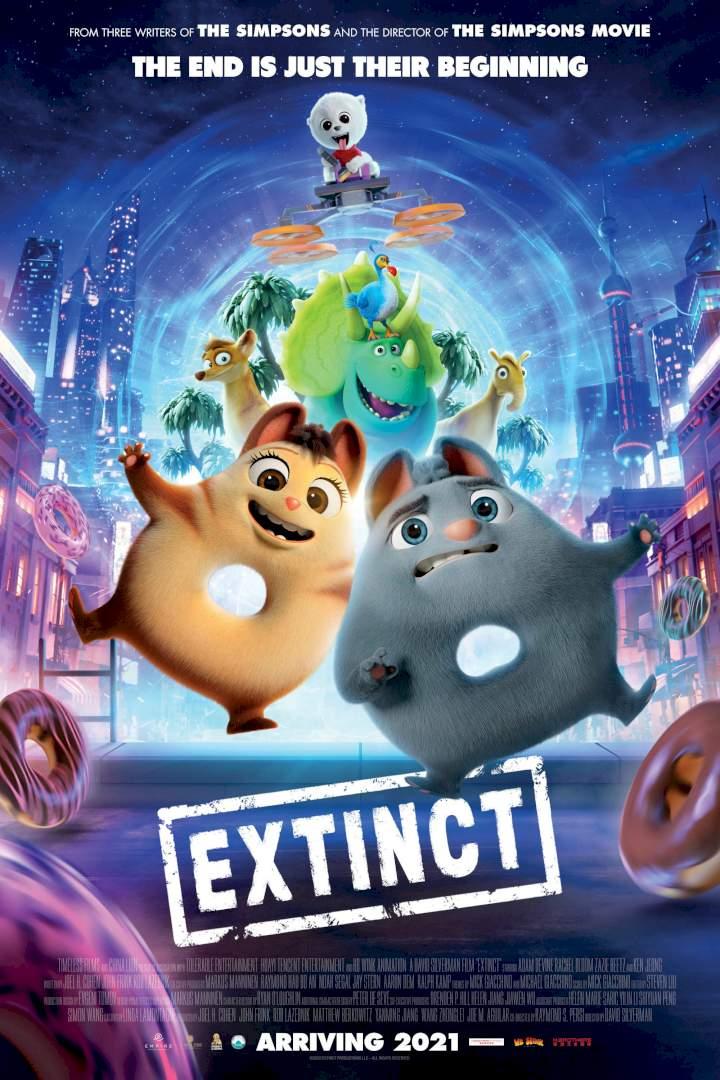 Extinct (2021)   Mp4 DOWNLOAD – NetNaija Movies