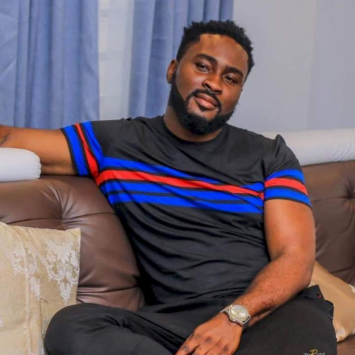 """BBNaija: """"I take back what I said about Maria, what we had ought to be private"""" - Pere"""