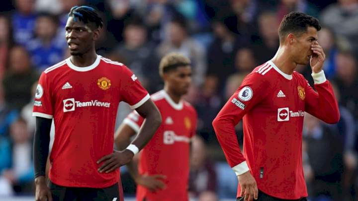 EPL: They don't have identity - Richards, Shearer slam Man Utd after defeat to Leicester