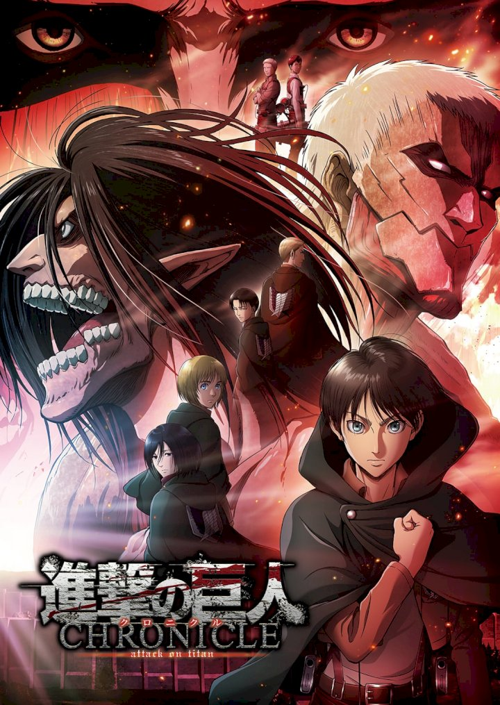 Attack on Titan: Chronicle (2020) [Japanese]