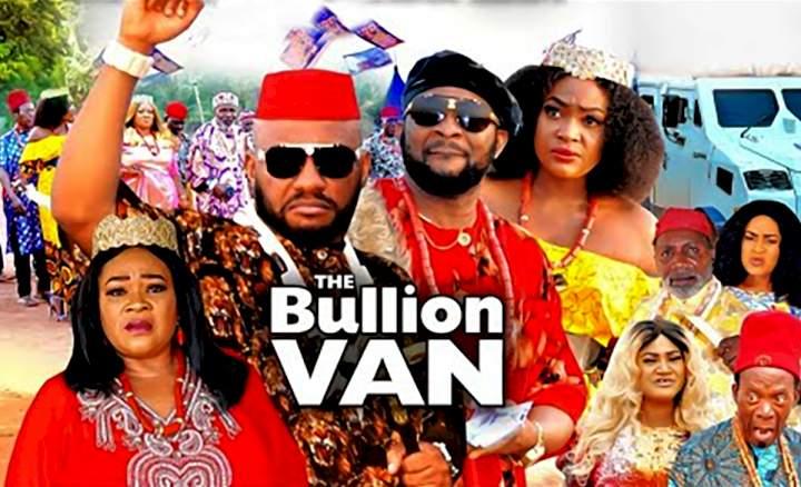 Bullion Van (2021)