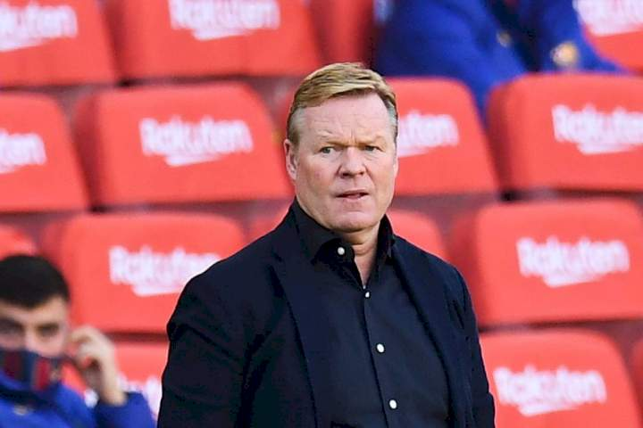 El Clasico: Koeman to be without three key players for Barcelona, Real Madrid game