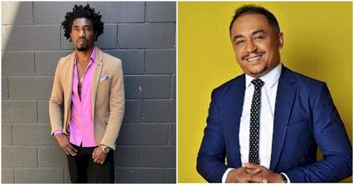 """#BBNaija: """"Work on yourself bro"""" - Daddy Freeze advises Boma about his """"kiss and tell"""" attitude"""