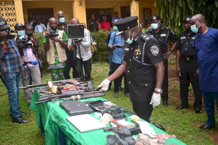 Three death row inmates who escaped from Edo prison killed in gun duel with police after failed plot to kidnap Delta monarch's wife