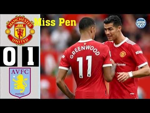 Manchester Utd 0 - 1 Aston Villa (Sep-25-2021) Premier League Highlights