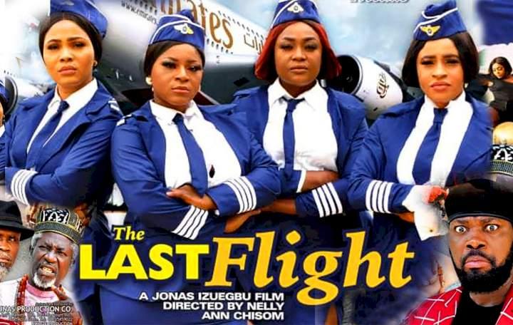 The Last Flight (2021)