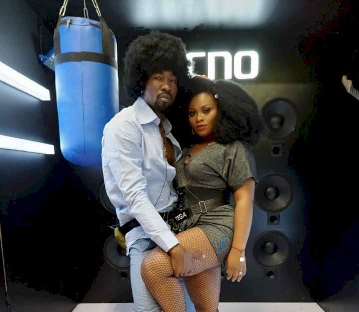 BBNaija: I'll marry Boma - Tega (Video)