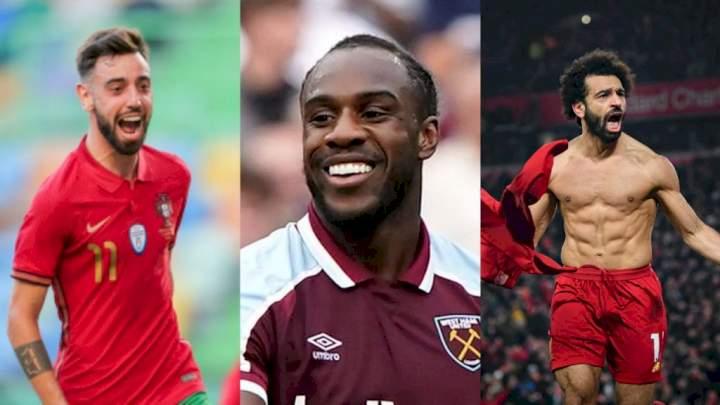 EPL: Highest goal scorers in Premier League after Week 5 (See top 20)