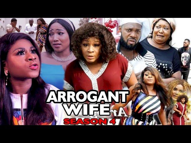 Arrogant Wife (2021) Part 4