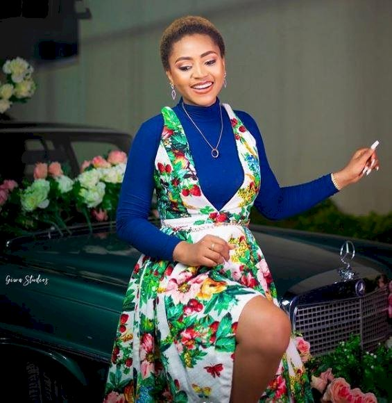 """""""When money dey polygamy dey sweet"""" – Reactions as Regina Daniels hangs out with co-wife, Laila and children"""