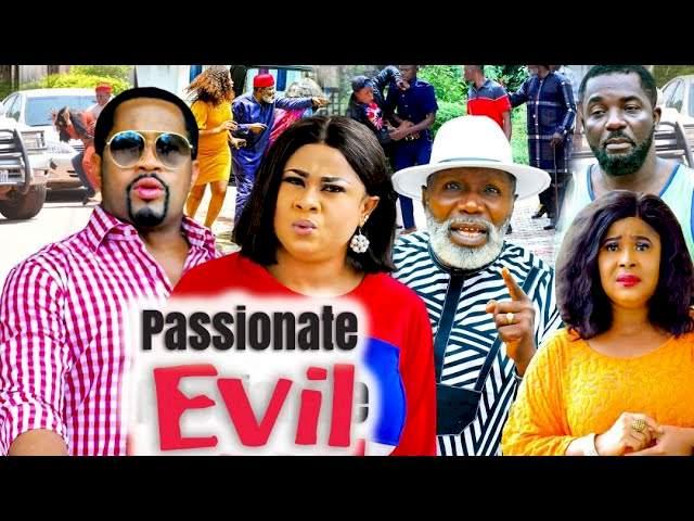 Passionate Evil (2021) Part 3