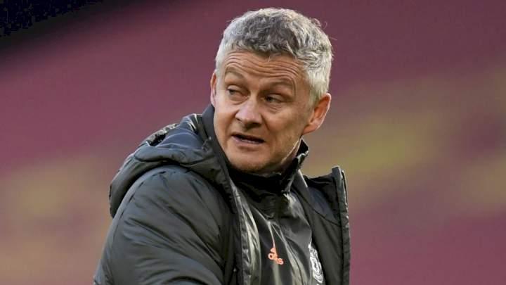 EPL: Man Utd to sack Solskjaer on one condition