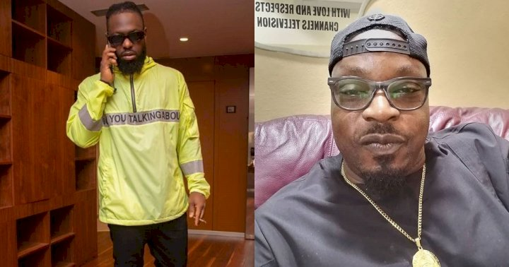 """Ignore him, he's an ingrate"" - Eedris Abdulkareem fires back at Timaya"