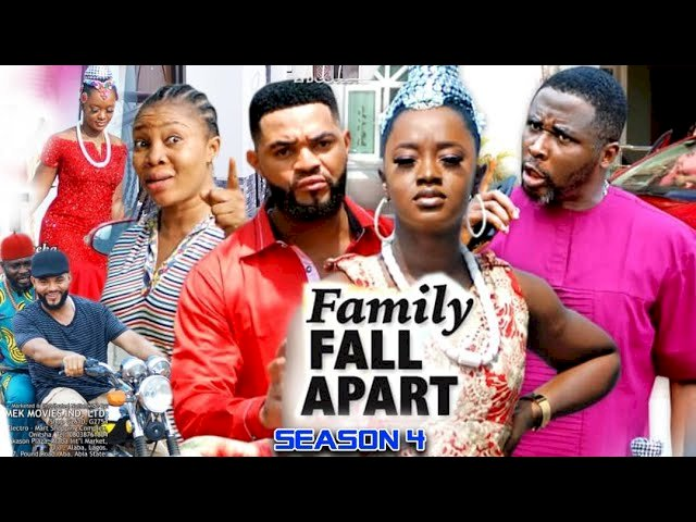 Family Fall Apart (2021) Part 4