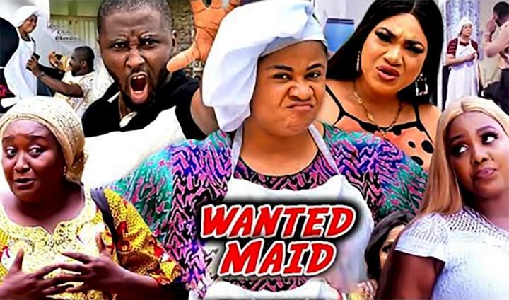 Wanted Maid (2021)
