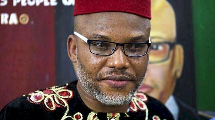 Nnamdi Kanu's brother says the IPOB leader was arrested in Kenya