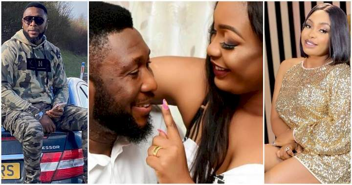 Filmmaker, Tchidi Chikere reacts after his wife yanks off his name from her Instagram bio