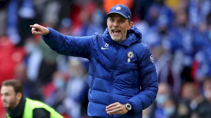 EPL: Tuchel reacts to Chelsea's 7-0 win over Norwich, Mount's hat-trick, Hudson-Odoi's display