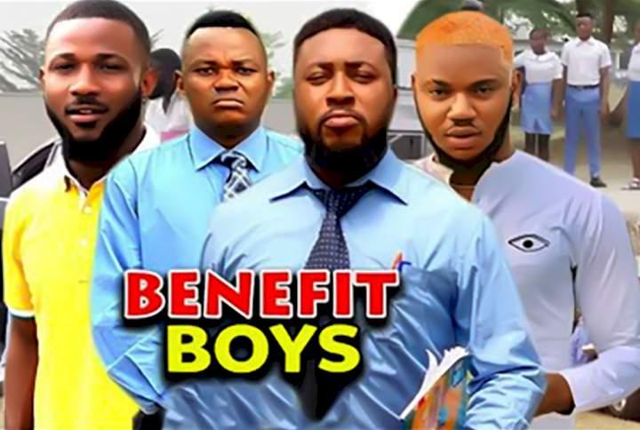 Benefit Boys (2021)