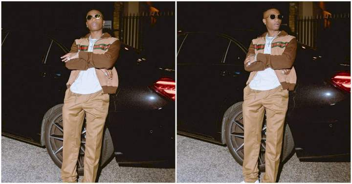 Reactions as Wizkid changes signature name to