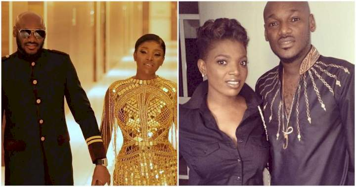 """""""Annie stuck by me when I had nothing"""" - Tuface reveals why he married his wife, Annie Idibia"""