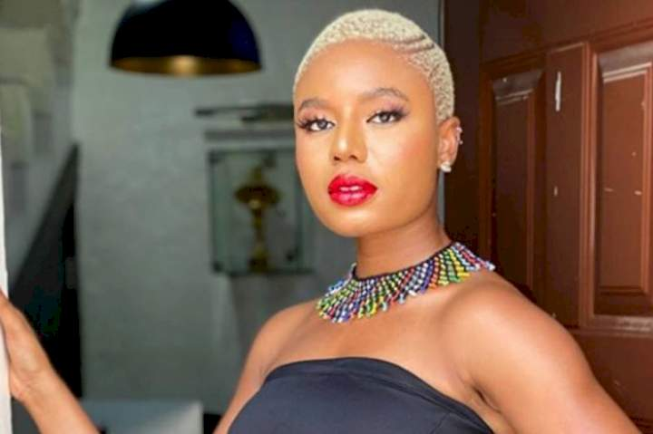 Nancy Isime reveals why mothers and women naturally gravitate towards her