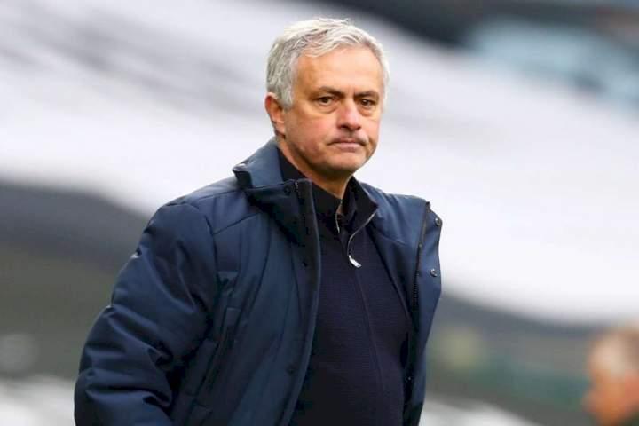 Euro 2020: You won't sleep well for awarding penalty - Mourinho blasts England v Denmark ref