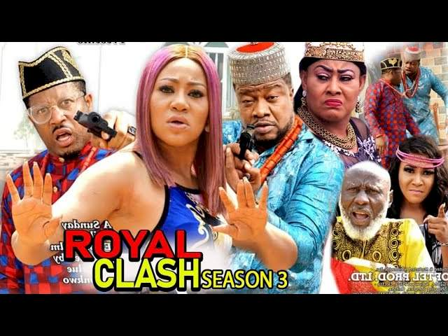 Nollywood Movie: Royal Clash (2021) (Part 3 & 4)