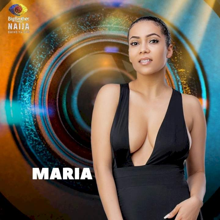 BBNaija: How I was chosen as a wild Card - Maria reveals